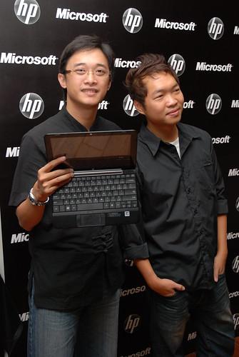 HP Mini 1000發表會_316.JPG