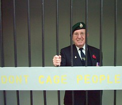 Do your duty, Alan, and end age discrimination (Help the Aged campaigns) Tags: charity west alan shopping centre johnson cage rage quay kingston help age mp aged hull princes upon discrimination hessle ageism