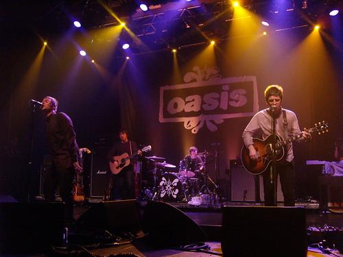 Oasis @ Paris Bataclan 10th nov. 2008