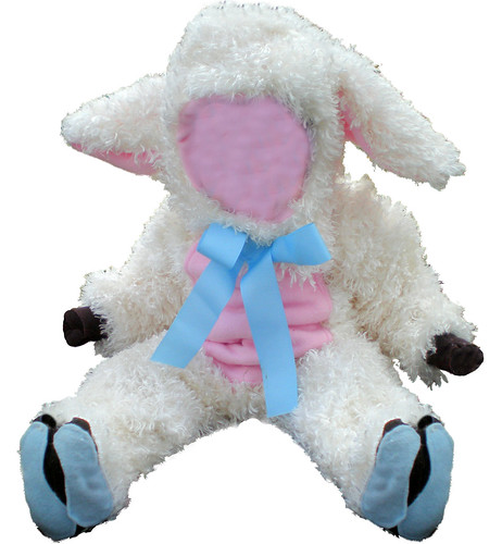 bo peep and sheep costume