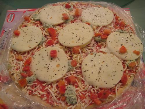 Dr. Oetker Ristorante Mozzarella Pizza