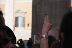 A lavorare! Andate a lavorare! (Chiara Lalli) Tags: camera italy rome roma italia universit pantheon termini protesta ricerca carabinieri silvioberlusconi futuro 133 colosseo 137 onda polizia piazzavenezia studenti manifestazione viadeiforiimperiali cgil piazzadellarepubblica guardiadifinanza corteo montecitorio senato piazzadellarotonda vergogna corsovittorioemanueleii stazionetermini sapienza viacavour facolt finanziaria 14novembre piazzalealdomoro ondanomala finanziamento cameradeideputati ondaanomala lottestudentesche giuliotremonti mariastellagelmini legge133 noilacrisinonlapaghiamo legge137 protestadeglistudenti finanziamentoallaricerca senatodellarepubblica 14novembre2008 manifestazionenazionaleuniversit