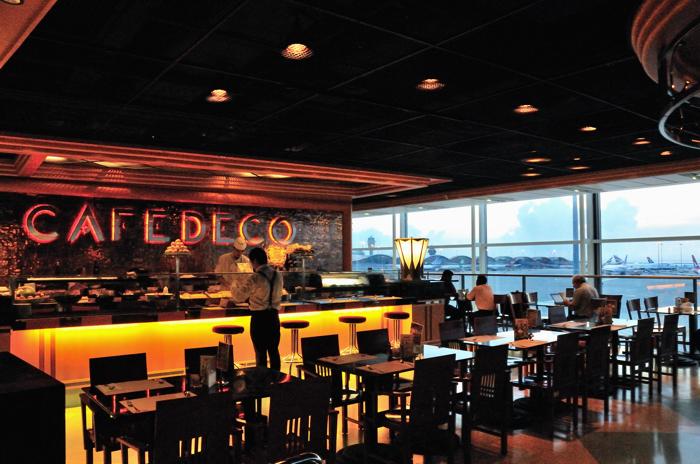 CAFE DECO 香港國際機場