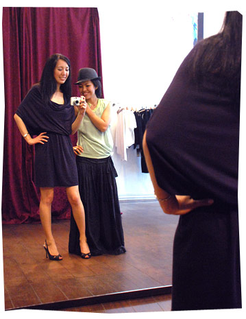 Singapore Fashion Designer - Baylene Li