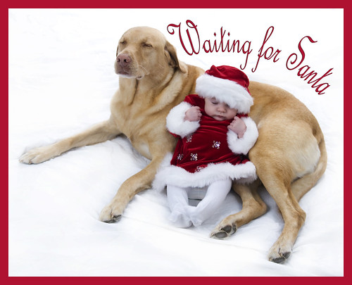 Waiting for Santa