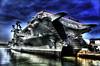 USS Intrepid CV-11, New York City (Tony Shi Photos) Tags: nyc newyorkcity worldwarii ww2 aircraftcarrier hdr worldwar2 battleships vietnamwar unitedstatesnavy ussintrepid 博物馆 纽约 码头 intrepidseaairspacemuseum 美国空军 军队 紐約 二战 战舰 cv11 航空母舰 battleofleytegulf 退役 essexclass nikond700 ньюйорк pacifictheaterofoperations ニューヨークシティ 뉴욕시 thànhphốnewyork न्यूयॉर्कशहर tonyshi thefightingi 第二次世界大战 美国海军 越南战争 太平洋海战 مدينةنيويورك นิวยอร์กซิตี้