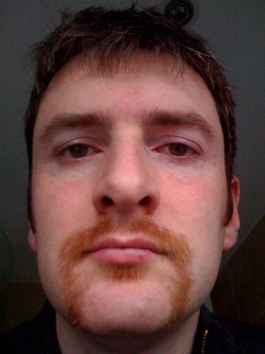 Movember: Day 25