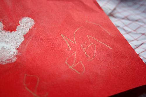 Gabriels signierter Handabdruck03