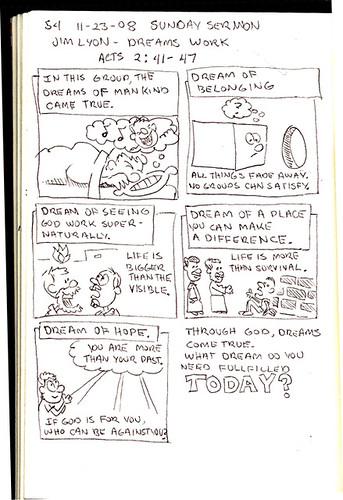 Kevin Spear's Sketchbook 0809, page 54