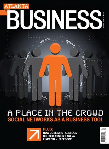 atlanta business magazine cover design a photo on flickriver