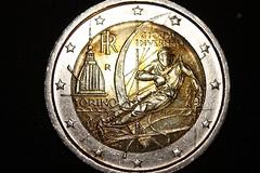 Torino 2006 - 2 Euro