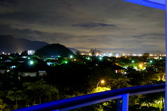 From my Window... (servuloh) Tags: pictures mountain mountains home rio night canon de landscape photography photo casa interesting long exposure foto rj janeiro juegos picture games jo powershot host noturna fotos da athome olympics em barra emcasa nocturne morro montanha sede jogos exposio tijuca canonpowershot longa g7 guia cada jeux 2016 olimpicos canong7