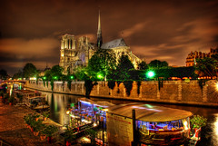 Cathedrale Notre Dame de Paris (Photomike07 / MDSimages.com) Tags: world lighting city travel urban sculpture paris france church monument glass skyline architecture digital french island photography blog nikon media worship europe european catholic nightshot cathedral state district union capital religion gothic 4th july eu notredame stained citylights processing d200 fourth arrondissement iledefrance renaissance metropolitan hdr notredamedeparis westerneurope 2007 notredam parisatnight iledelacite frenchgothic archbishop cathedra ourlady ledelacit administrative blogimages rpubliquefranaise archdiocese travelphotography cathedralenotredamedeparis photomatix frenchrepublic rgionparisienne republiquefrancaise ourladyofparis michaelsteighner mdsimages hyliteproductions photomike07 mdsimagescom hylitecom