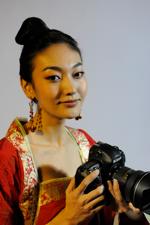 Nikon D3X ISO3200 Portrait