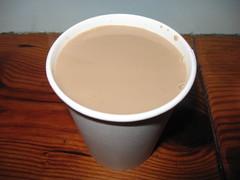 Doughnut Plant: Hot chai
