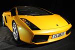 Lamborghini Gallardo, a full-sized Nikon D3X JPEG sample by TrstedReviews.com