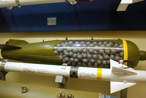 S. Korean Cluster Bomb
