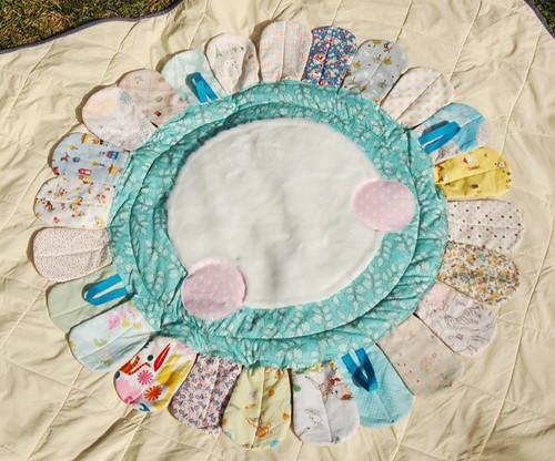 mae's fleur playmat