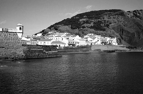 Baía de Porto Pim-Faial-Azores