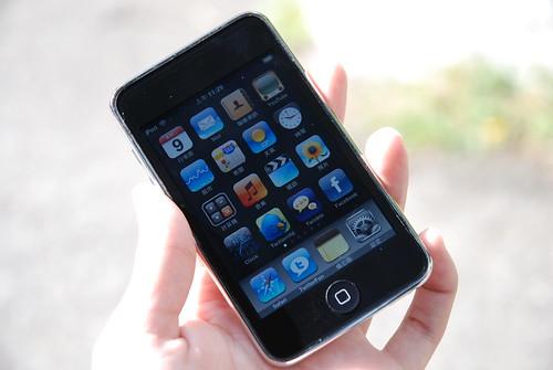 修好的ipod