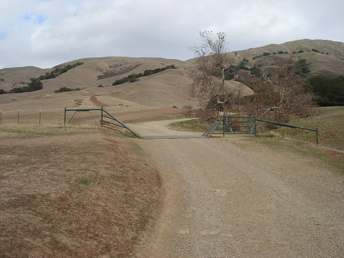 Approaching Gate (Warm Springs District, California, United States) Photo