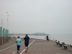 Pier in the Distance