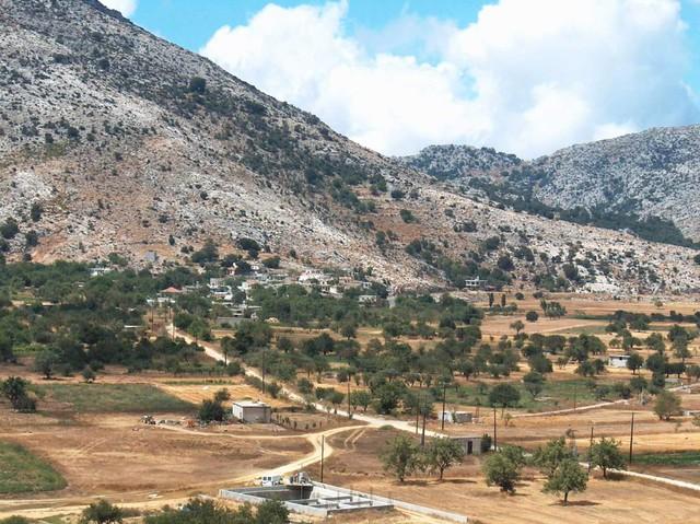Κρήτη - Λασίθι - Δήμος Οροπεδίου Λασιθίου Κάτω Μετόχι