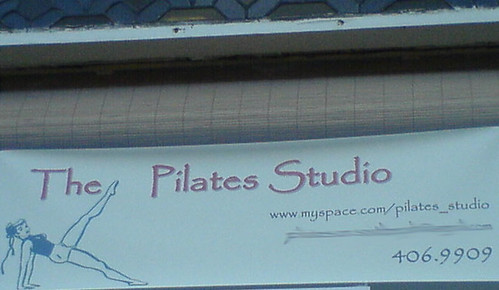 Pilaties Studio on South Park Street