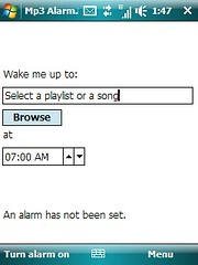 MP3 Alarm.NET