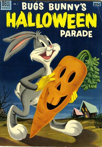 Bugs Bunny's Halloween Parade