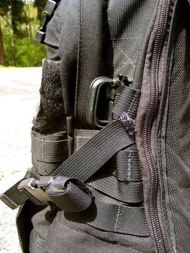 TAD FAST Pack EDC: Strap Failure