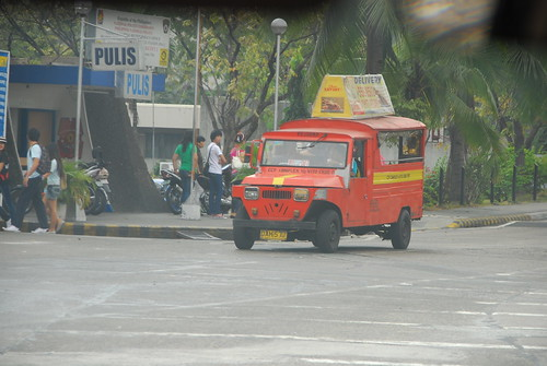 Bushman in The Philippines: Manila