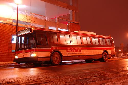 CABS bus