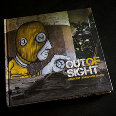 OUT OF SIGHT - Urban Art/Abandoned Spaces (Romany WG) Tags: street urban art abandoned graffiti cyclops urbex phlegm steaz outofsight andmanymore pobel bomk aryz sjocosjon sweettoof ziru kikx nolionsinengland hansgeyens kimkoster djalou