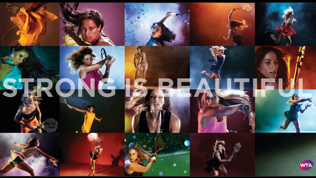 WTA - Strong is beautiful