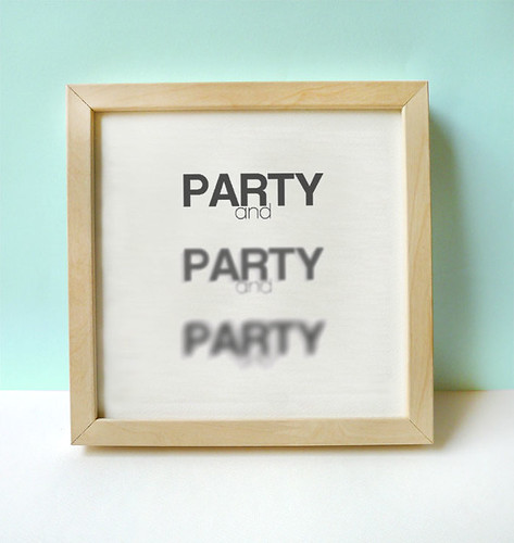 PARTY - frame