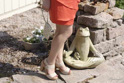 the mrkt sandals