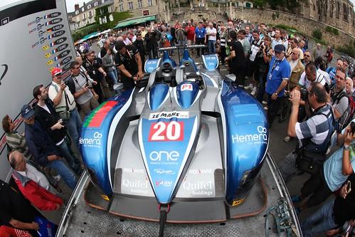 Quifel ASM Team em Le Mans