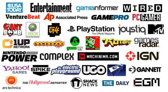 2011 Game Critics Awards for E3 2011
