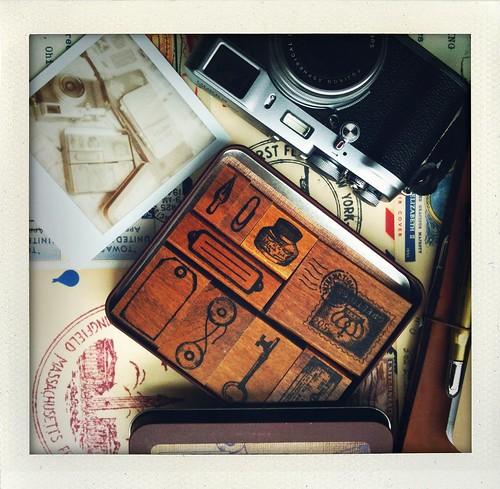 I ♥ vintage stamps