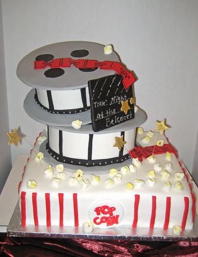 Oscar Night America Cake At The Belcourt In Nashville TN