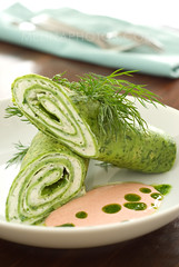 dill and basil four cheese crepes (mwhammer) Tags: pink blue white color green texture tomato dill ceramic happy design bravo bright display vibrant vivid fresh stack crepe basil ricotta appetizers parmesan creamy fineshot foodstyling mywinners ysplix melinahammer chefcollura baccocaterers