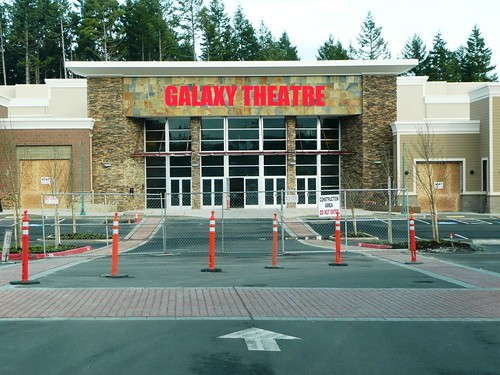 gig harbors galaxy theater and more nearing completion