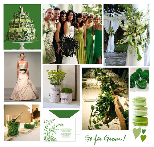 Keywords green wedding wedding gown spring wedding summer wedding