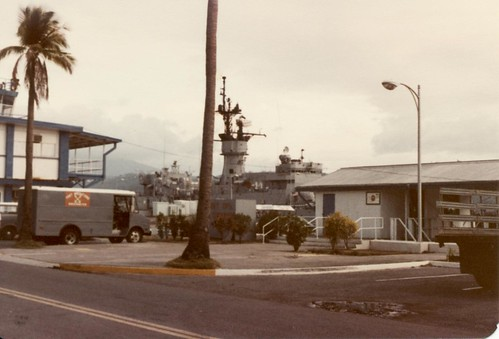 SUBIC BAY NAVAL BASE by