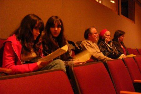 Naperville Concert Goers