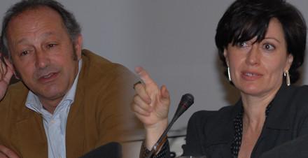 Concha Wert y Carlos Rubio