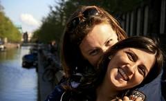 smile (F@bione) Tags: friends portrait holland smile amsterdam europa camper amici viaggio vacanza olanda nord sorridere viaggiare paesibassi scoprire esplorare fabioberetta fbione