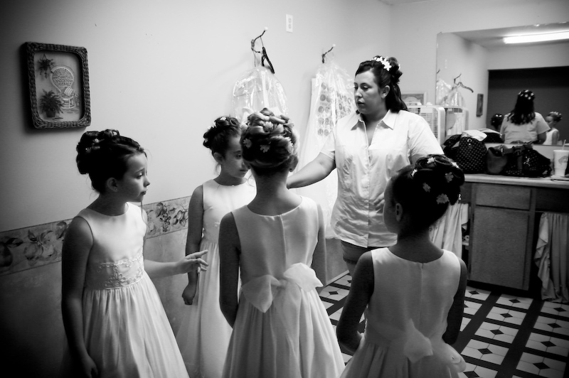 The Flowergirls