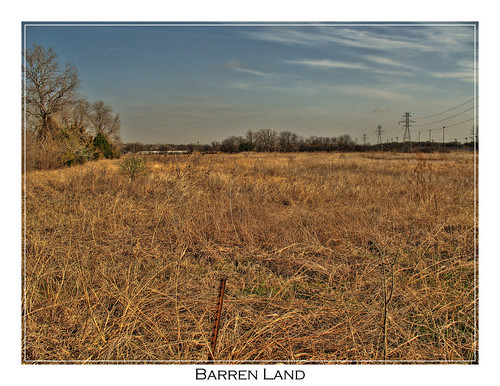 Barren Land | Flickr - Photo Sharing!